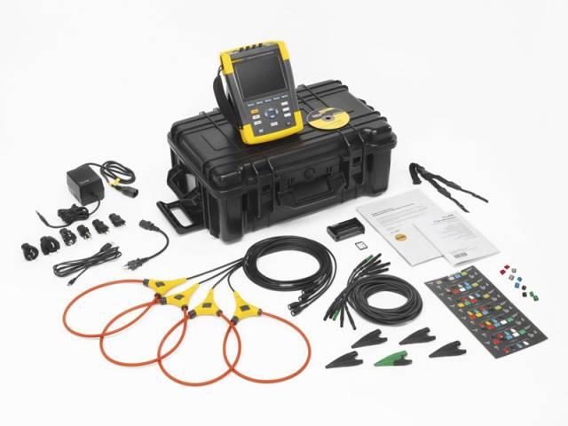 Анализатор качества электропитания Fluke 437 II