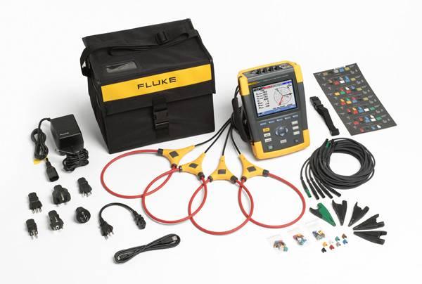 Анализатор качества электропитания Fluke 435II